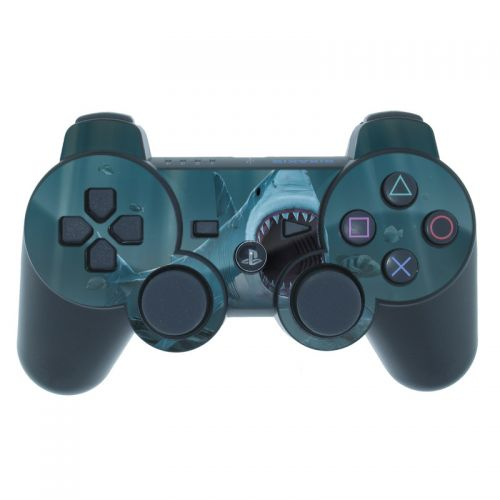 Great White PS3 Controller Skin