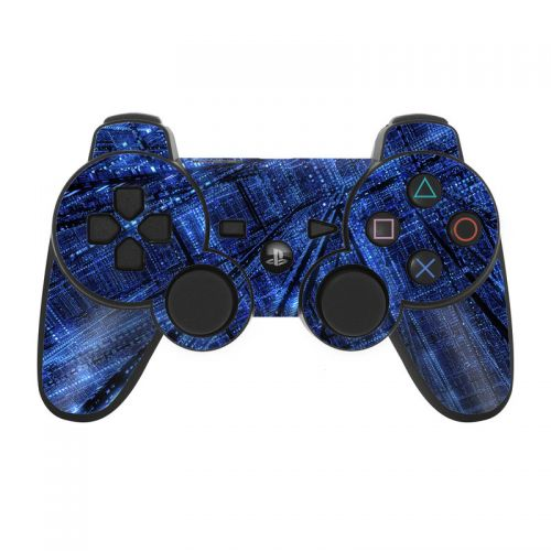 Grid PS3 Controller Skin