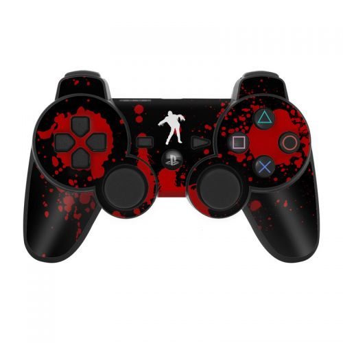 Keep Calm - Zombie PS3 Controller Skin