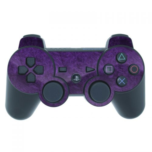 Purple Lacquer PS3 Controller Skin