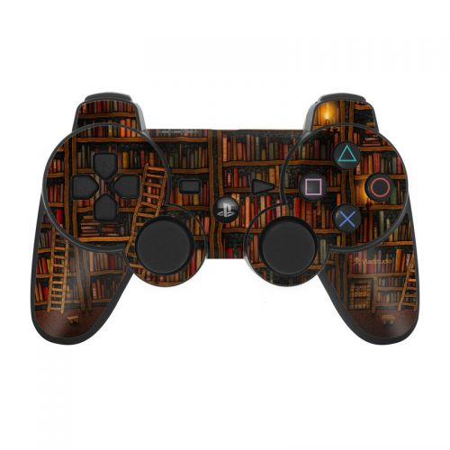 Library PS3 Controller Skin