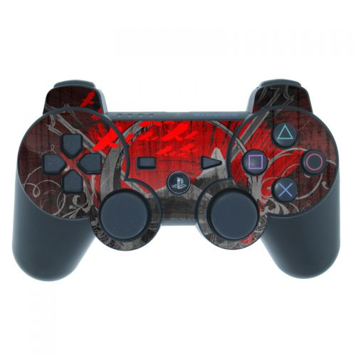 Mount Doom PS3 Controller Skin