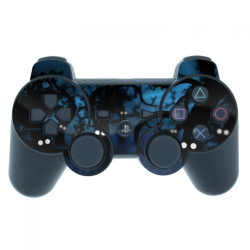 Midnight Forest PS3 Controller Skin