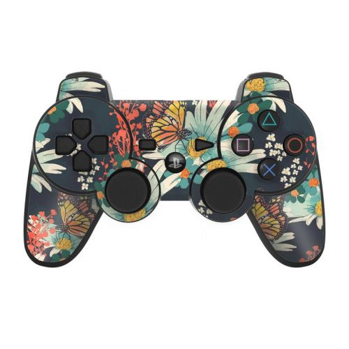 Monarch Grove PS3 Controller Skin