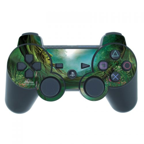 Moon Tree PS3 Controller Skin