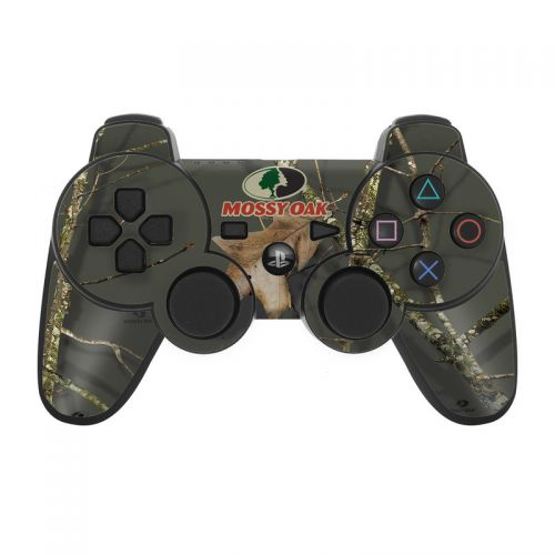 Break Up Lifestyles Evergreen PS3 Controller Skin