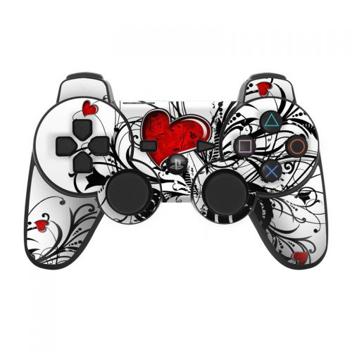 My Heart PS3 Controller Skin