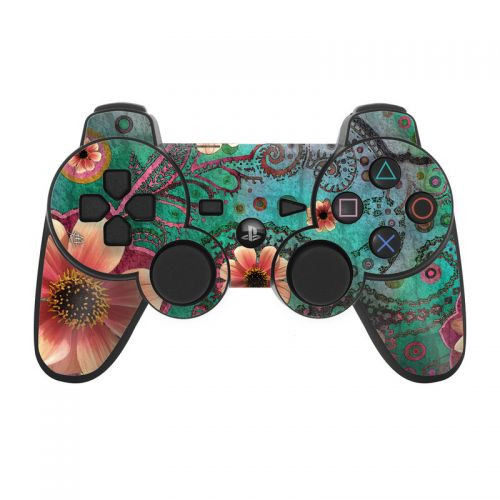 Paisley Paradise PS3 Controller Skin