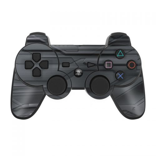 Plated PS3 Controller Skin