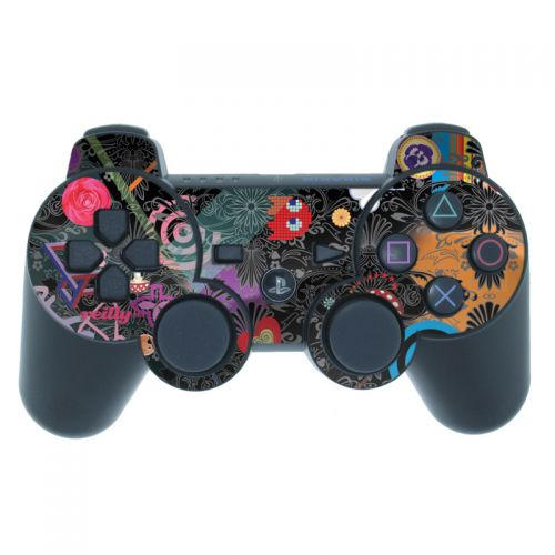 Play Time PS3 Controller Skin