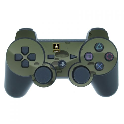 Pull The Lanyard PS3 Controller Skin
