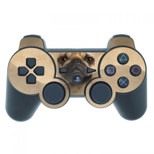 Pug PS3 Controller Skin
