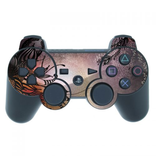 Purple Rain PS3 Controller Skin