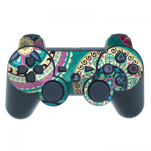 Silk Road PS3 Controller Skin