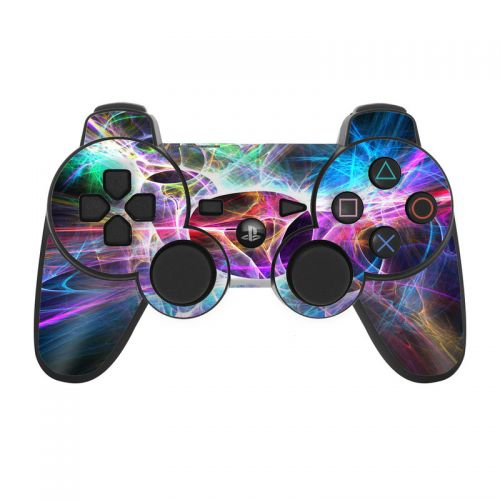 Static Discharge PS3 Controller Skin