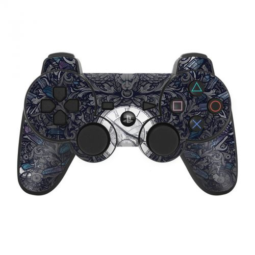 Time Travel PS3 Controller Skin