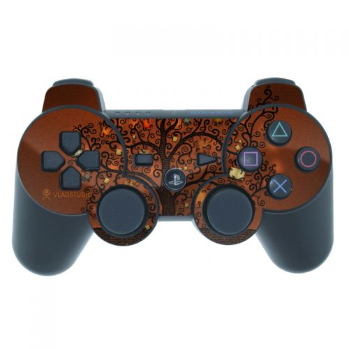 Tree Of Books PS3 Controller Skin
