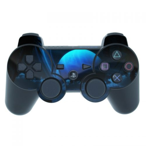 Tropical Moon PS3 Controller Skin