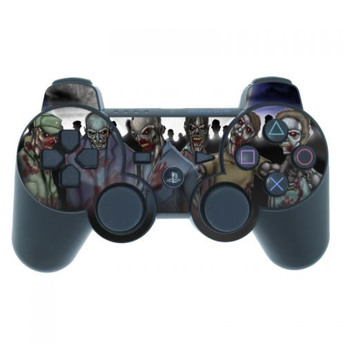 Undead PS3 Controller Skin