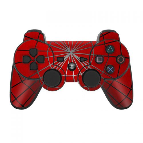 Webslinger PS3 Controller Skin
