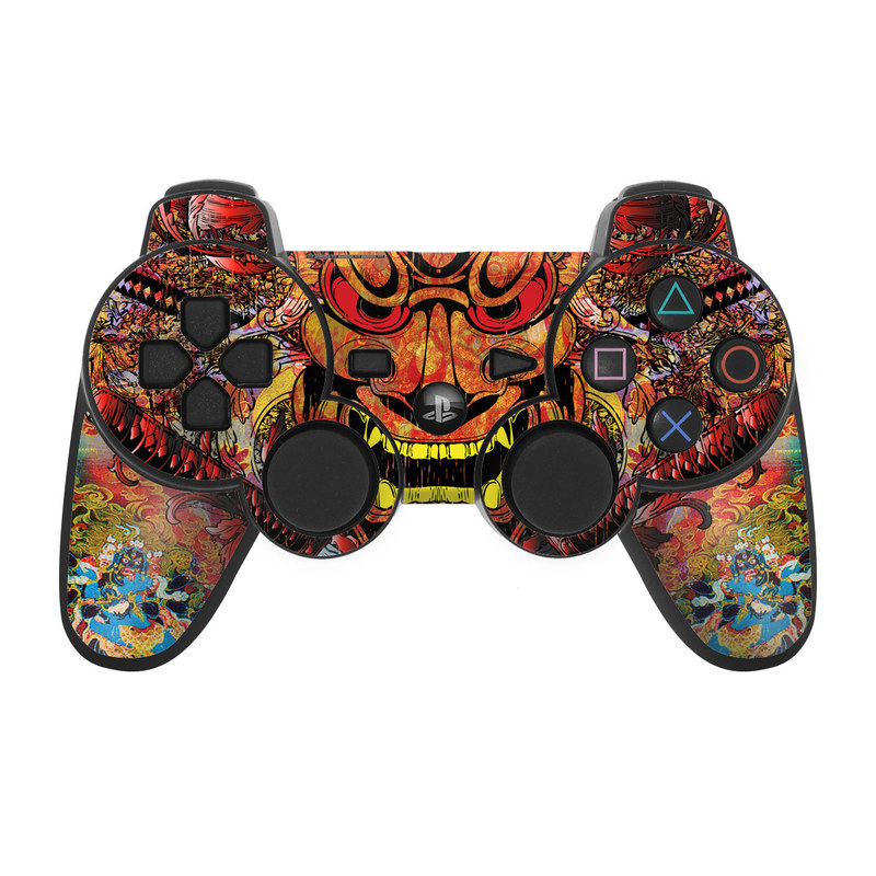 Asian Crest PS3 Controller Skin