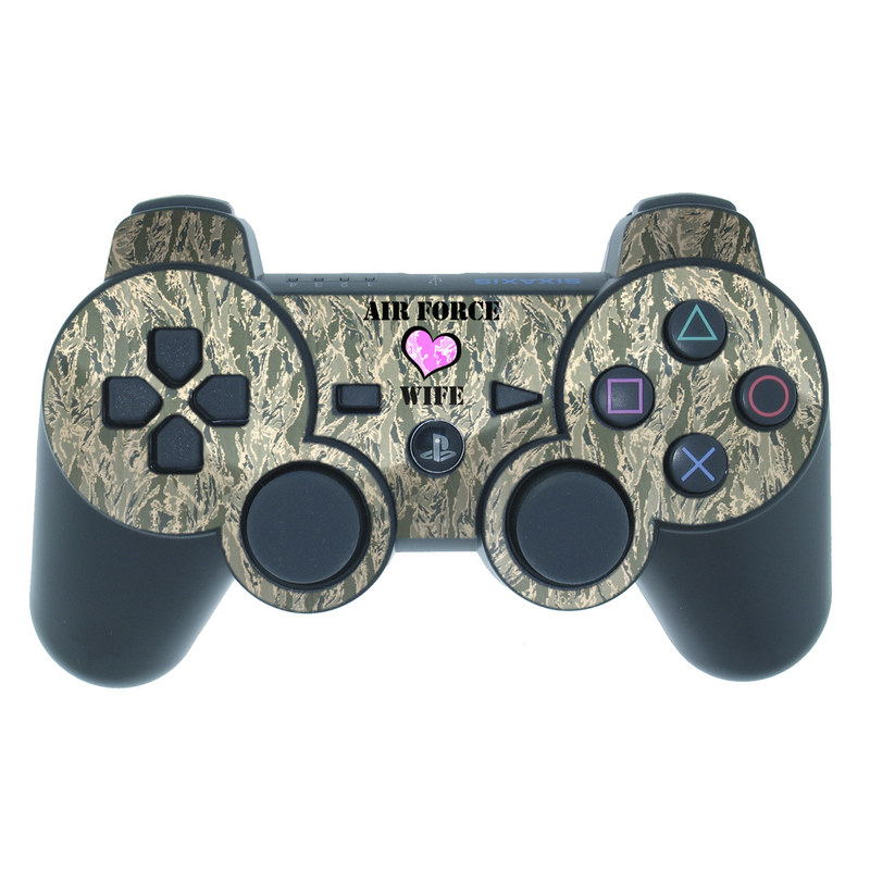 Air Force Wife PS3 Controller Skin