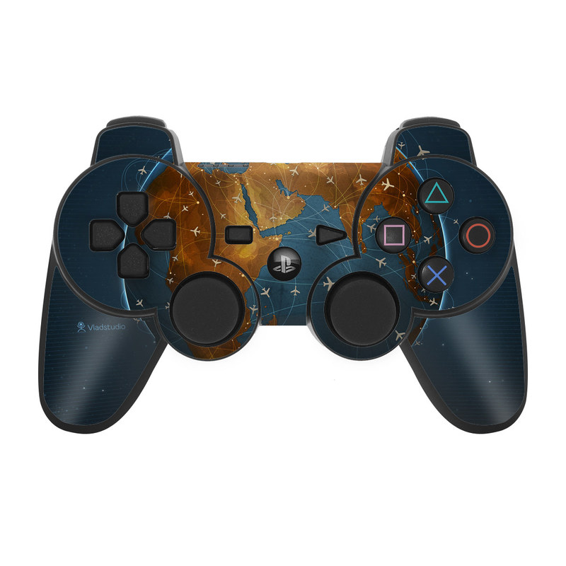 Airlines PS3 Controller Skin