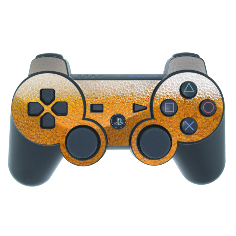 Beer Bubbles PS3 Controller Skin