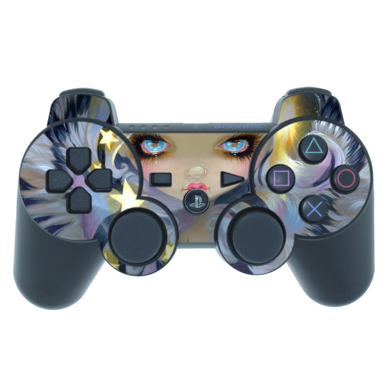 Angel Starlight PS3 Controller Skin