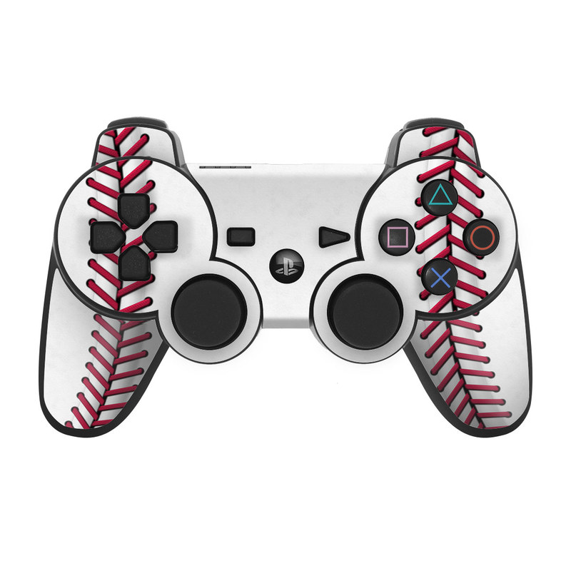 Baseball PS3 Controller Skin