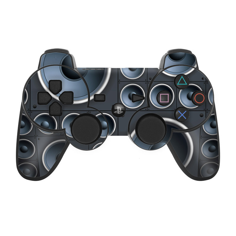 Bass is Good PS3 Controller Skin
