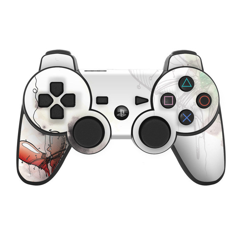 Blood Ties PS3 Controller Skin