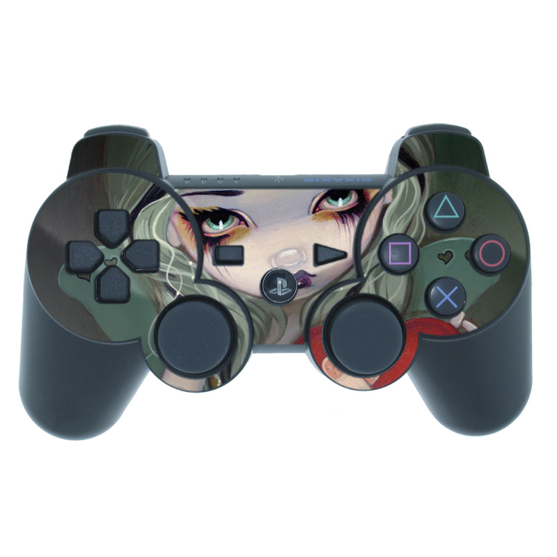 Broken Heart PS3 Controller Skin