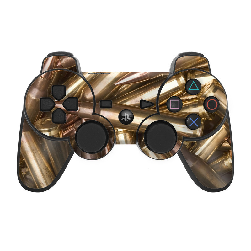 Bullets PS3 Controller Skin