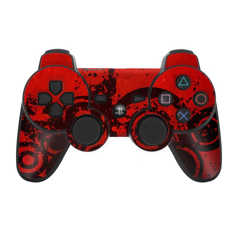 Bullseye PS3 Controller Skin