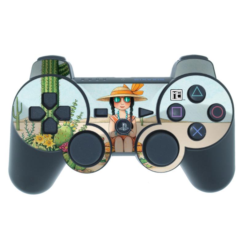 Cactus PS3 Controller Skin