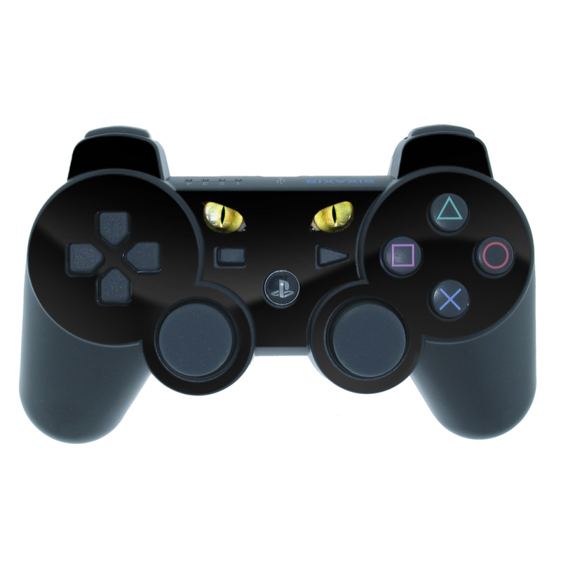 Cat Eyes PS3 Controller Skin