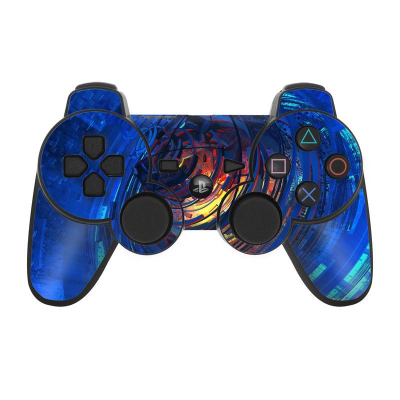 Clockwork PS3 Controller Skin