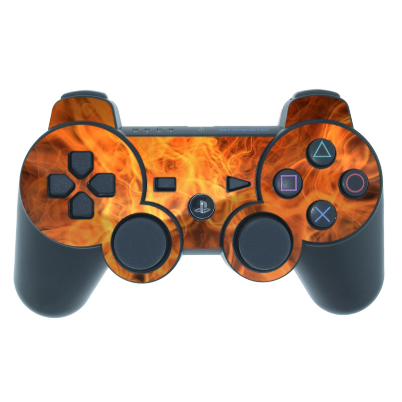 Combustion PS3 Controller Skin