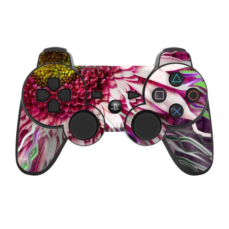 Crazy Daisy PS3 Controller Skin