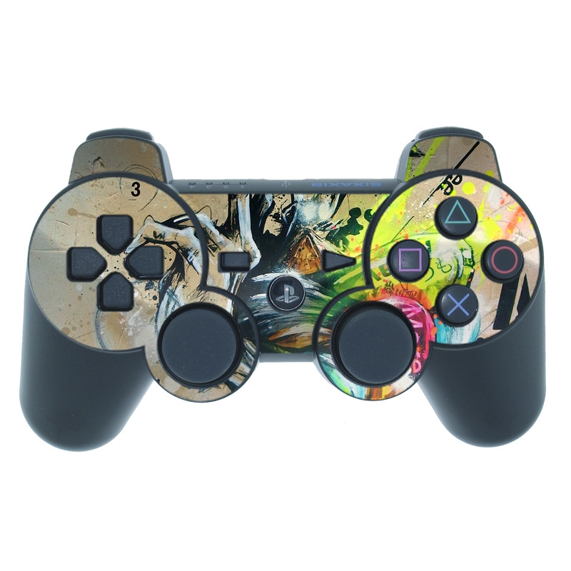 Dance PS3 Controller Skin