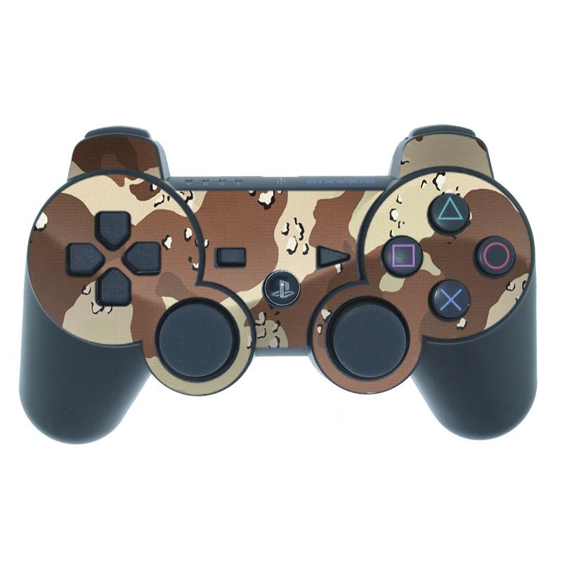 Desert Camo PS3 Controller Skin