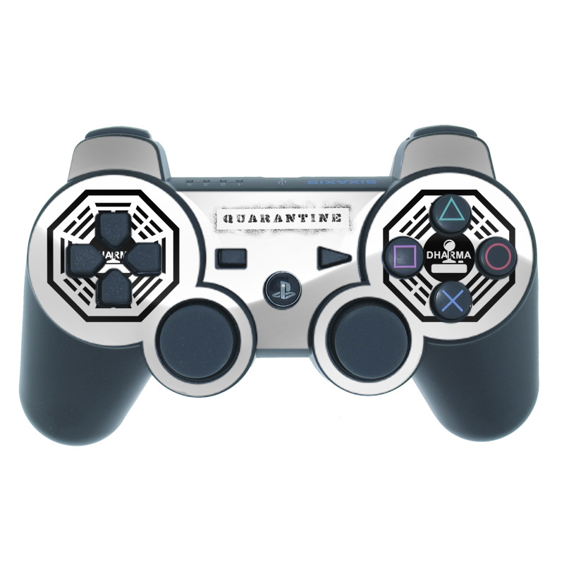 Dharma PS3 Controller Skin