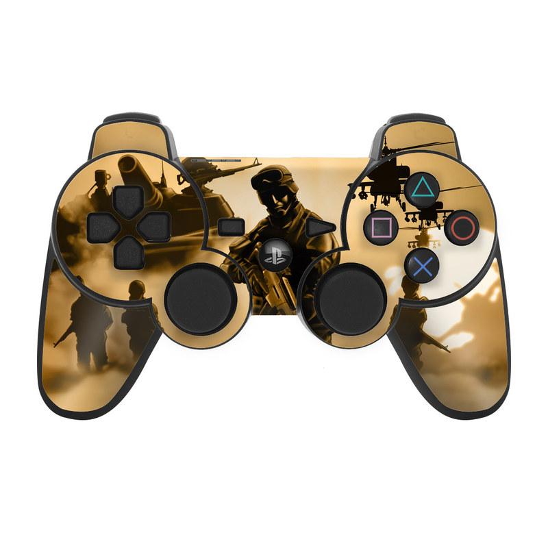 Desert Ops PS3 Controller Skin
