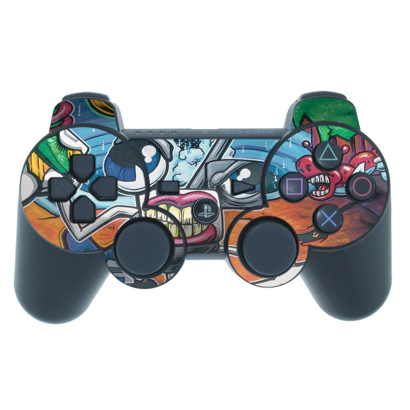 Dream Factory PS3 Controller Skin
