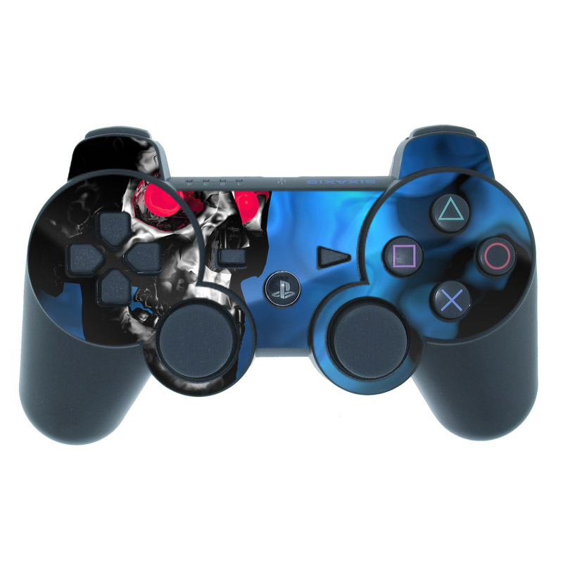 Demon Skull PS3 Controller Skin