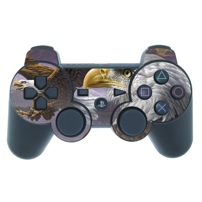 Eagle PS3 Controller Skin