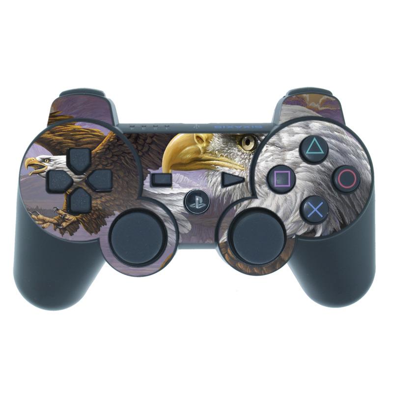 Eagle PS3 Controller Skin