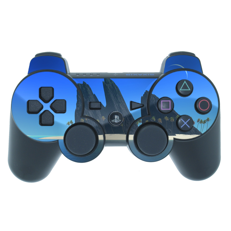 Endless Blue PS3 Controller Skin