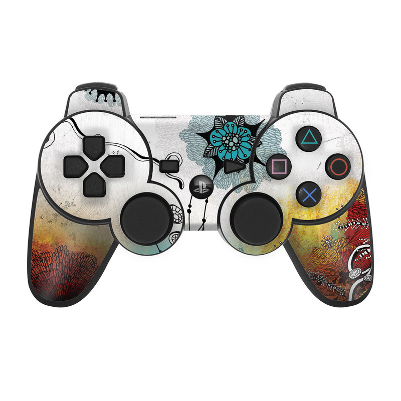 Frozen Dreams PS3 Controller Skin